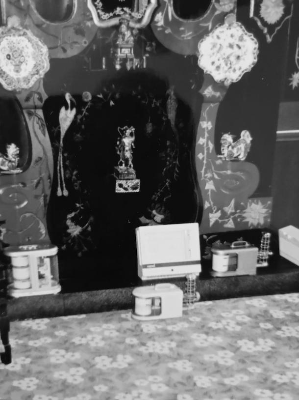 Regroupement des thermo-hygrographes des musées de la Ville de Paris à la Maison Victor Hugo - Paris - 2006