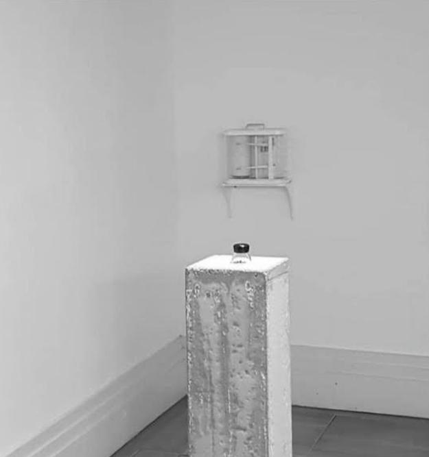 Gary Bigot par Filip Sebreghts - Gropius Bau - Berlin