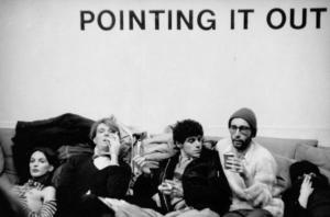André Cadere: Établir le désordre, 1977