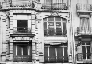 26 rue Beaubourg 75003 Paris, Miguel Egaña, 1979