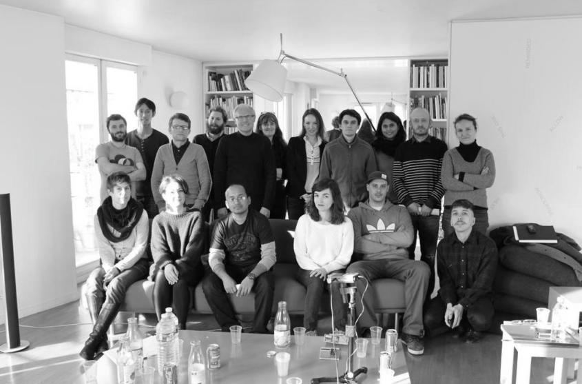 La Session VIII de l'Iheap (Institut des hautes études en arts plastiques), 2012-2014
