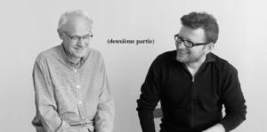 Alexandre Gurita et Ghislain Mollet-Viéville, par Daphné Gurita, 2020 (deuxième partie)