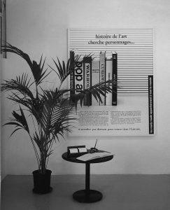 Philippe Thomas - Information fiction publicité
