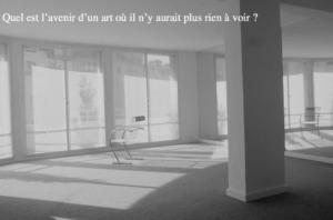 Appartement de Ghislain Mollet-Viéville au 52, rue Crozatier 75012 Paris (1992 – 1998)
