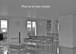Appartement de Ghislain Mollet-Viéville au 59, avenue Ledru-Rollin 75012 Paris (à partir de 2001)
