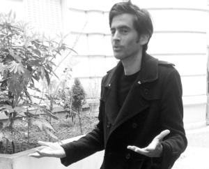 Ludovic De Vita, artiste initiateur de l'IRISA (Institut de recherche internationale de l'anthropologie de la singularité)