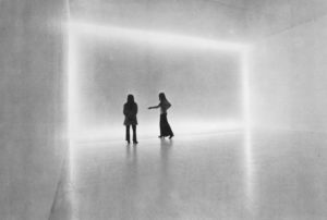 Biennale de Paris 1973, Doug Wheeler, Sans Titre