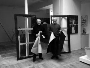 Jacques Salomon et Ghislain Mollet-Viéville