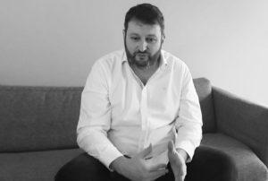 Eric MONSINJON par Odile LEFRANC - Paris, le 16 décembre 2020