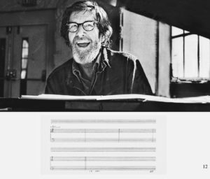 4'33'', John Cage, 1952