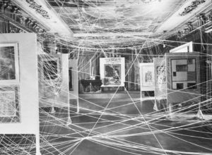 Marcel Duchamp, Sixteen Miles of String, 1942