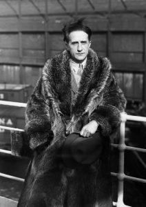 Marcel Duchamp (1887-1968) © Getty